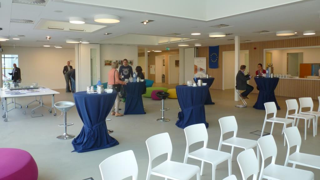 MeetnGreet - stoelen pantry